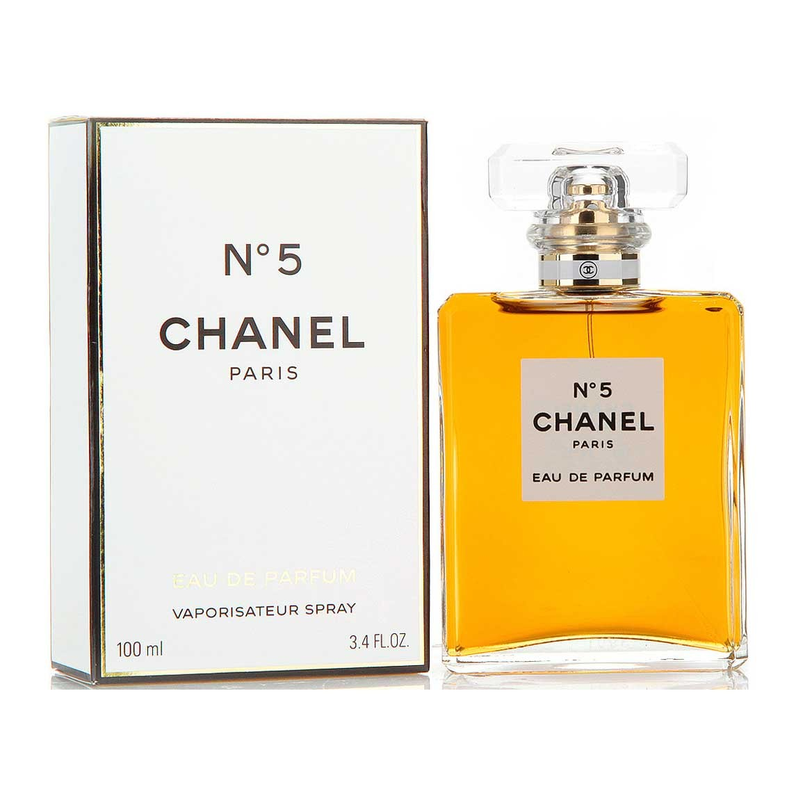 chanel no 5 edp 100ml for women. Black Bedroom Furniture Sets. Home Design Ideas