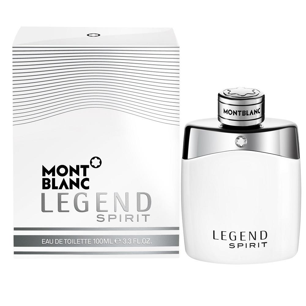 Mont Blanc Legend Spirit for Men EDT 100ml