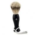Shave Brush Silvertip - Black