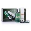 Essentials Set: Cleansing Gel 100ml + Moisturizing Lotion 50ml + Eye Concentrate 5ml + Lip Balm 9g + Bag