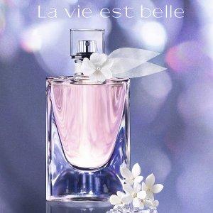 lancome la vie est belle florale edt 100ml for women. Black Bedroom Furniture Sets. Home Design Ideas