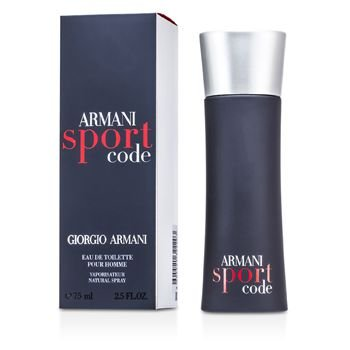 Giorgio ArmaniArmani Code Sport Eau De Toilette Spray