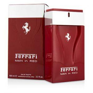 Ferrari Man In Red Eau De Toilette Spray