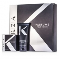 Krizia Pour Homme Coffret: Eau De Toilette Spray 30ml/1oz + Hair & Body Shampoo 100ml/3.38oz