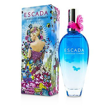 Turquoise Summer Eau De Toilette Spray (Limited Edition)