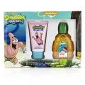 Spongebob Squarepants Patrick Coffret: Eau De Toilette Spray 50ml/1.7oz + Shwoer Gel 75ml/2.5oz