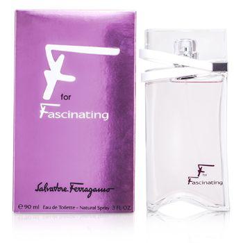 Salvatore Ferragamo F for Fascinating Eau De Toilette Spray