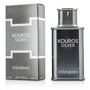 Yves Saint Laurent Kouros Silver EDT 100ml for Men