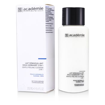 100% Hydraderm Gentle Peeling Cleanser 2 in 1