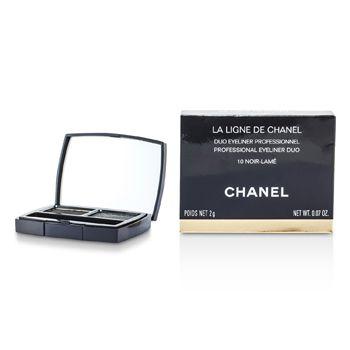 La Ligne De Chanel - No. 10 Noir-Lame