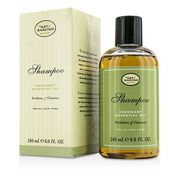 Shampoo - Rosemary Essential Oil (For All Hair Types)
