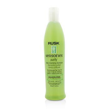 Sensories Purify Cucurbita and Tea Tree Oil Deep Cleansing Shampoo