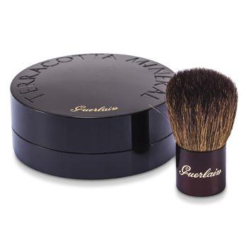 Terracotta Mineral Flawless Bronzing Powder - # 03 Dark