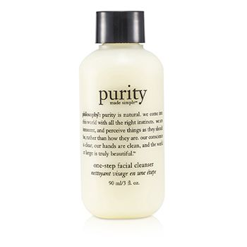 Purity Made Simple - One Step Facial Cleanser