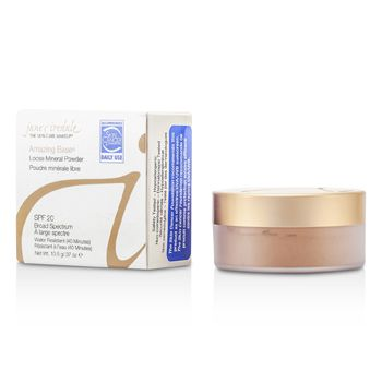 Amazing Base Loose Mineral Powder SPF 20 - Amber