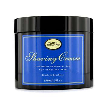 Shaving Cream - Lavender Essential Oil (For Sensitive Skin)