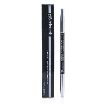 GloPrecision Eye Pencil - Black/ Brown