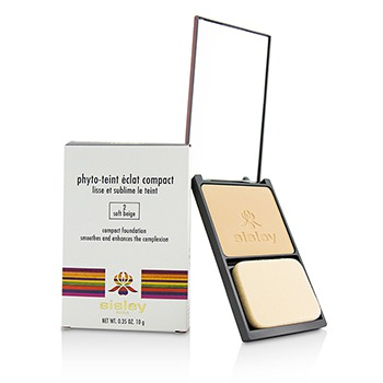 Phyto Teint Eclat Compact Foundation - # 2 Soft Beige