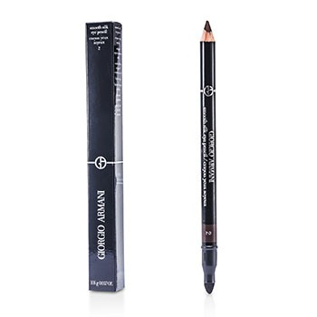 Smooth Silk Eye Pencil - # 02 Red