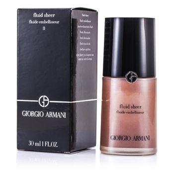 Fluid Sheer - # 11 Amber