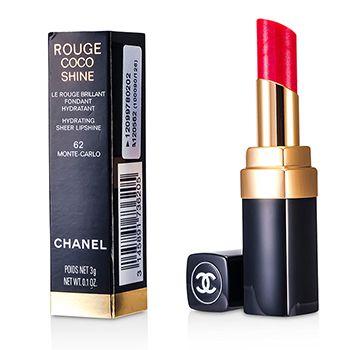 Rouge Coco Shine Hydrating Sheer Lipshine - # 62 Monte Carlo