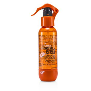 Liquid Erekt (Medium Hold Heat Protective Straightening Spray)