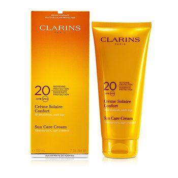 Sun Care Cream Moderate Protection 20 UVB/UVA