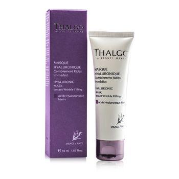Hyaluronic Mask: Instant Wrinkle Filling