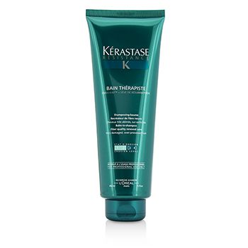 Resistance Bain Therapiste Balm-In -Shampoo Fiber Quality Renewal Care (For Very Damaged, Over-Porcessed Hair)