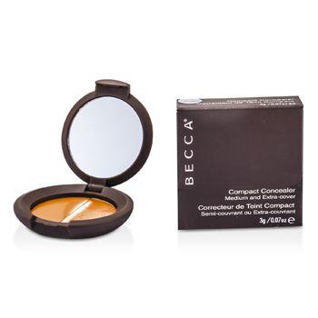 Compact Concealer Medium & Extra Cover - # Fudge