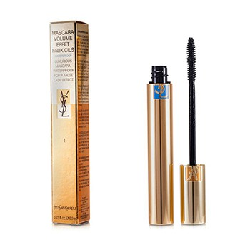 Mascara Volume Effet Faux Cils Waterproof - # 1 Charcoal Black
