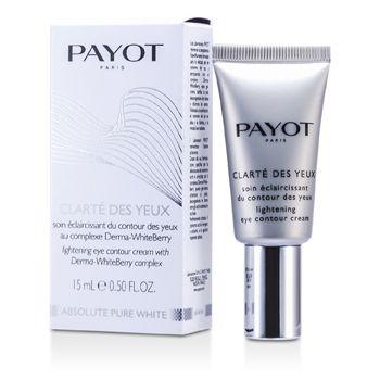 Absolute Pure White Clarte Des Yeux Lightening Eye Contour Cream
