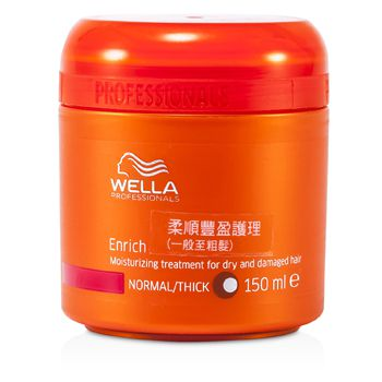 Enrich Moisturizing Treatment for Dry & Damaged Hair (Normal/Thick)