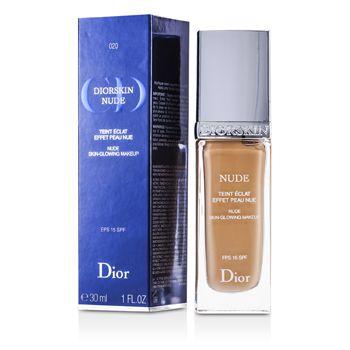 Diorskin Nude Skin Glowing Makeup SPF 15 - # 020 Light Beige