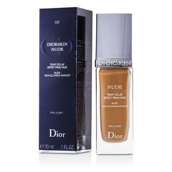 Diorskin Nude Skin Glowing Makeup SPF 15 - # 030 Medium Beige