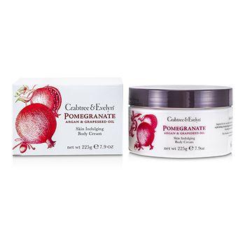 Pomegranate, Argan & Grapeseed Body Cream