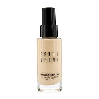 Skin Foundation SPF 15 - # 1 Warm Ivory