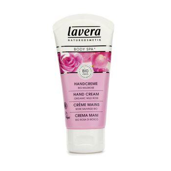 Body SPA - Hand Cream - Organic Wild Rose