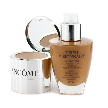 Teint Visionnaire Skin Perfecting Make Up Duo SPF 20 - # 06 Beige Cannelle