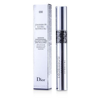 Diorshow Iconic Overcurl Mascara - # 090 Over Black