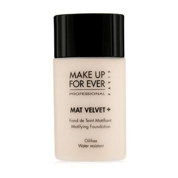 Mat Velvet + Matifying Foundation - #25 (Warm Ivory)