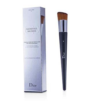 Backstage Brushes Professional Finish Fluid Foundation Brush (Full Coverage)