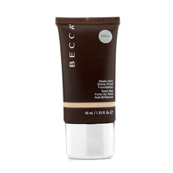 Matte Skin Shine Proof Foundation - # Buttercup