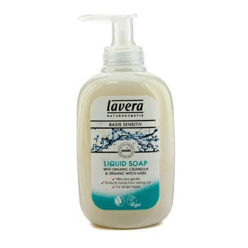 Basis Sensitiv Liquid Soap with Organic Calendula & Organic Witch Hazel (For All Skin Types)