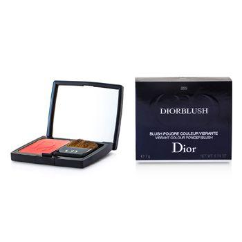 DiorBlush Vibrant Colour Powder Blush - # 889 New Red