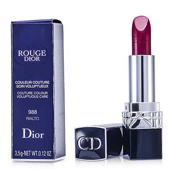 Rouge Dior Couture Colour Voluptuous Care - # 988 Rialto