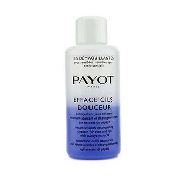 Les Demaquillantes Efface' Cils Douceur Instant Smooth Decongesting Cleanser For Eyes & Lips (Salon Size)