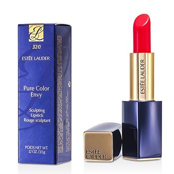 Pure Color Envy Sculpting Lipstick - # 320 Defiant Coral