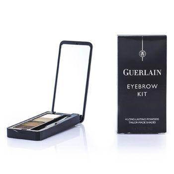 Eyebrow Kit (3x Powder, 1x Highlighter, 1x applicator) - # 00 Universel