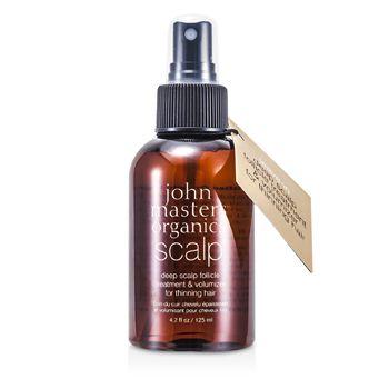 Deep Scalp Follicle Treatment & Volumizer (For Thinning Hair)